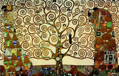 Gustav Klimt: De Levensboom